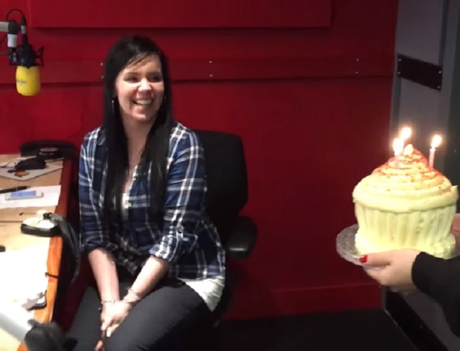 Today Fm Happy Birthday To Our Maria