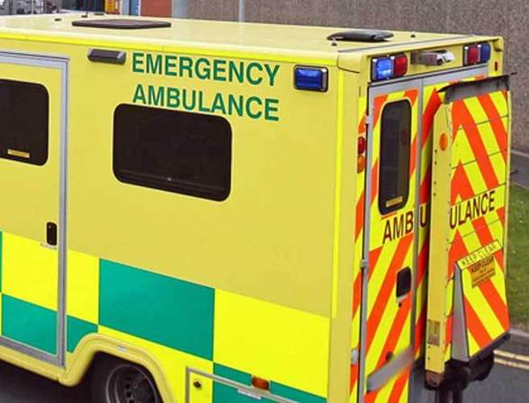 Man killed, woman injured in west Dublin collision