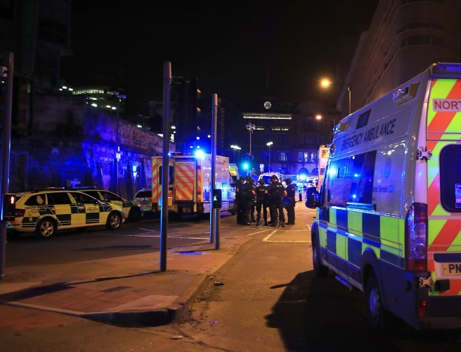 British Navy Rescued Manchester Bomber From Libya Civil War