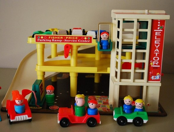 The Toys Of Your Childhood