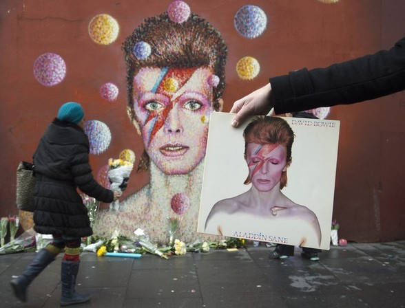 David Bowie 'secretly cremated' without friends or family present as he 'didn
